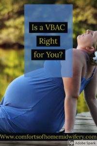 Is a VBAC right for you?
