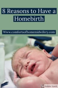 8 Reasons to Have a Homebirth