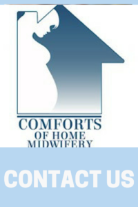 Contact Comforts of Home Midwifery