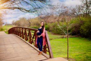 Kelli Pregnant with Baby boy