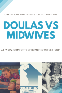 Doulas vs Midwives