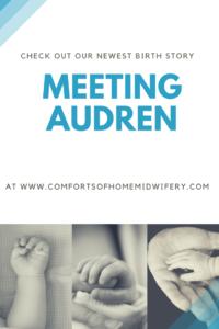 Meeting Audren