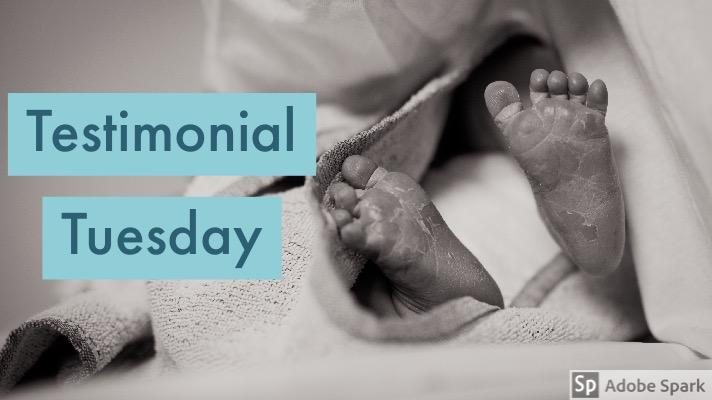 Testimonial Tuesday