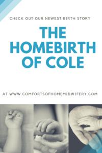 The Homebirth of Cole