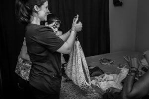 Jennifer Atherton - Midwife